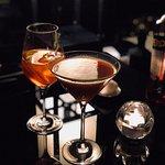 Shogun mary & Aperol spritz