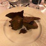 Dessert ganache chocolat