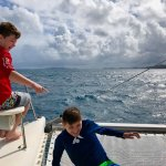 Sailing the BVI