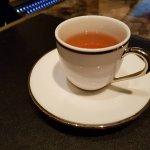Tea on arrival!