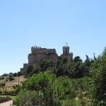 Castillo de Manzanares el Real (Madrid).