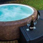 Hot Tub Garden Room