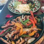 Best Fajitas ever at Tainos