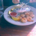 Excellent gluten free shrimp