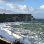 Photo of Falaise d'Etretat