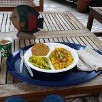 Pausa pranzo nel dehor - maggio 2017