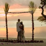 Intimate Wedding at Aitutaki Escape