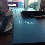Cold day outside, great food inside!