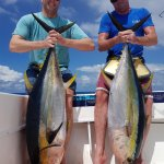 Definitely the Zancudo Lodge is THE fishing Lodge in Costa Rica. Best inshore and offshore actio