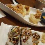 Japanese style calamari & onions