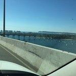 Crossing over to Coronado Island