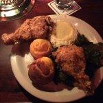 """McGuire's """"Hopkins"""" Fried chicken"""