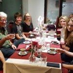 Family dinner @TASTE OF INDIA