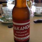 try this awesome organic ginger beer