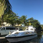 Ride the Batfish from Belize City to the Island