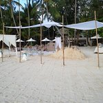 boracay beach front 4 mins walk from ocean breeze inn