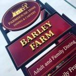 Barley Farm!