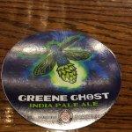 Greene Ghost