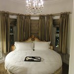 Bed in Tower Room