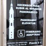Ascensor del Pilar