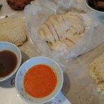 ภาพถ่ายของ Ah-Tai Hainanese Chicken Rice