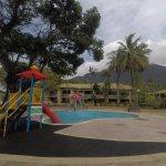 A kids' pool