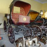 Carriages used in the past