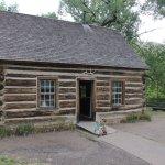 Roosevelt cabin.