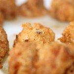 Buffalo Shrimp with Garlic Aioli.  #cookeryclass