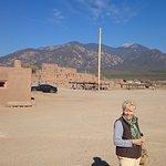 Taos Pueblo resmi