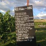 BBQ Rules :)