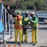 Resident band at Hout Bay