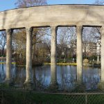 Bilde fra Parc Monceau