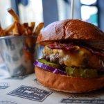 Cheeseburger & Bacon