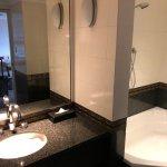 triangular bathtub