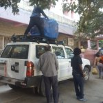 Departure point for ETT tours into the Danakil and Erte Ale