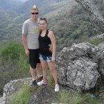 Bilde fra Oribi Gorge Nature Reserve