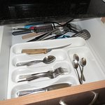 Kitchenette supplies