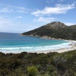 Foto van Little Beach, Two Peoples Bay Nature Reserve