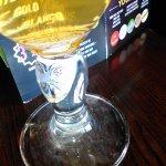 Smeary glass