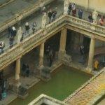 View of Roman Baths