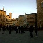 Photo de Piazza della Signoria