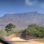 table mountain view from signal hill