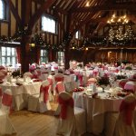 Christmas Day at Great Fosters