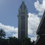 Aloha Tower View