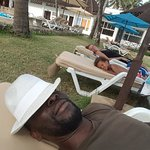 Photo de Kenya Bay Beach Hotel