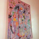 Artwork in room