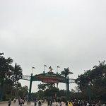 Disneyland Main Entrance