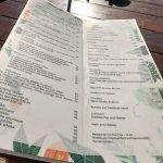 Ziggys breakfast menu