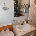 Suite #2 bathroom